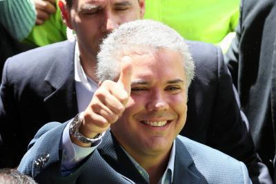 EE. UU. felicita a Iván Duque y le brinda su apoyo en la lucha contra el narcotráfico