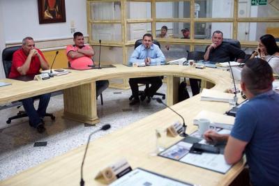 'Jalón de orejas' del Concejo a Alcaldía por recursos del PAE