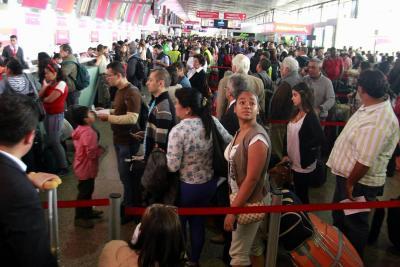 Se espera incremento del 13% de viajeros en vacaciones mitad de año