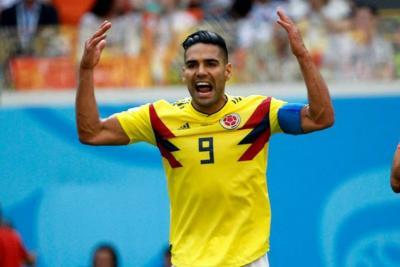 Siete colombianos debutaron en la derrota colombiana en el mundial