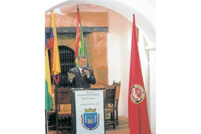 """En la Casa Museo se presentó la obra """"El día de la Independencia"""""""