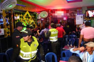 Rastrean a 30 negocios en Bucaramanga que camuflarían comercio sexual