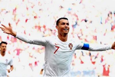 Ronaldo, el hombre del momento en Rusia 2018