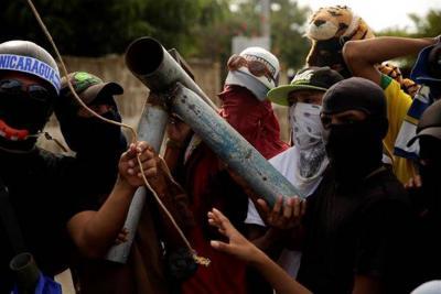 Acusan a militares y policías de ataques extrajudiciales en Nicaragua