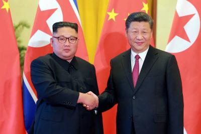 Kim concluye su visita a Pekín con segunda reunión con Xi Jinping