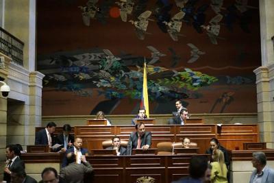 Nuevo Congreso ya podrá elegir al Contralor General de la República