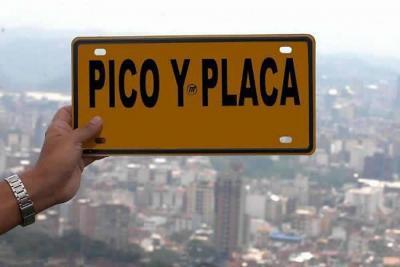A partir del 3 de julio, Tránsito rotará los dígitos del Pico y Placa en Bucaramanga