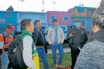 Alcaldía de El Peñón impidió visita de compañía minera