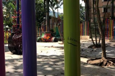 Falta de civismo afecta obras del Sendero Ecológico de Bucarica