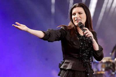 Laura Pausini actuará por primera vez en Cuba