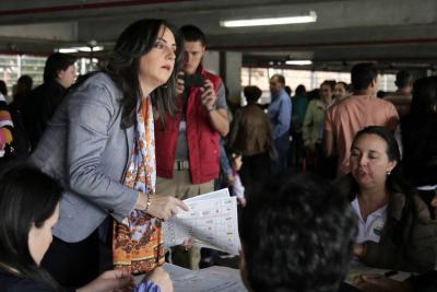 Denuncian a María Fernanda Cabal ante la Corte Suprema por presunto delito electoral