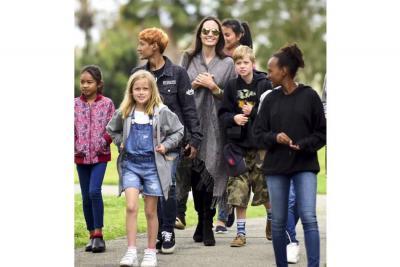Brad Pitt no autoriza a sus hijos a actuar en la segunda entrega de Maléfica