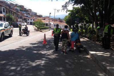 Suspendidas 309 licencias por transporte informal en Girón