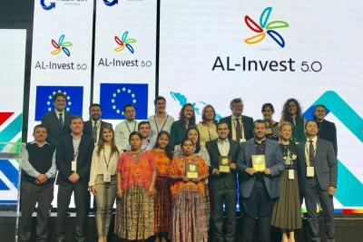 'Consultoría Empresarial' ganó el premio europeo Al-Invest 5.0