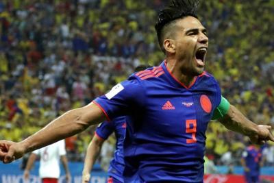 Colombia venció 3-0 a Polonia y sigue con la fe intacta