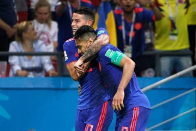 Kane es el nuevo goleador del Mundial y Falcao estrenó su cuenta