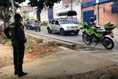 Un menor de edad fue asesinado en Bucaramanga