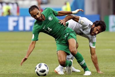 Arabia Saudita derrotó 2-1 a Egipto en duelo de eliminados