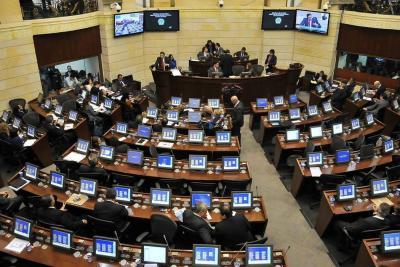 La JEP tiene prioridad en las sesiones extras del Senado