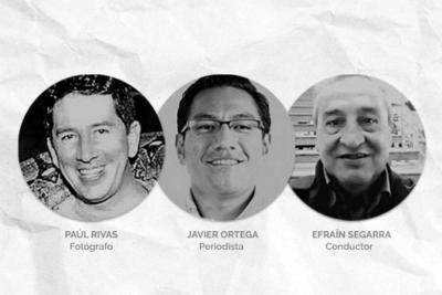 Fiscalía confirmó identidad de los cuerpos de los periodistas ecuatorianos