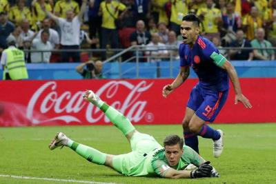 La selección Colombia y su exhibición de buen fútbol