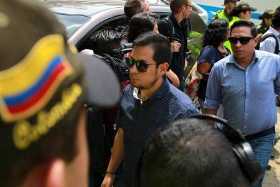 Mañana llegarán a Ecuador los cuerpos de periodistas asesinados en Colombia