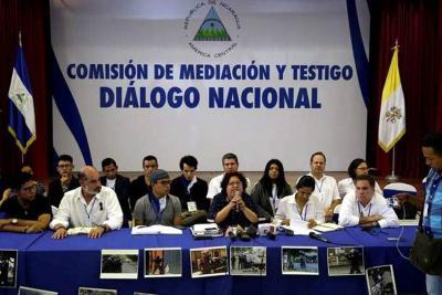 Nicaragua reanudó los diálogos con la oposición