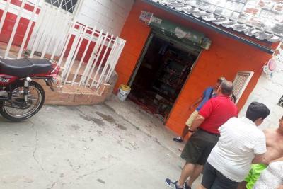 'Orejas' fue asesinado de varias puñaladas