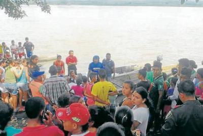 Hallan el cuerpo de menor desaparecido en Santander