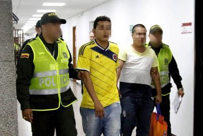 Presuntos asesinos de abogado en 'Cuadra Play' fueron enviados a la cárcel