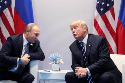 Gobiernos de EE. UU. y Rusia acuerdan reunión entre Trump y Putin