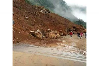 Incertidumbre ante bloqueo total de la vía San Gil – Charalá