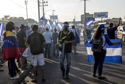 ONU comienza misión en Nicaragua y condena violencia