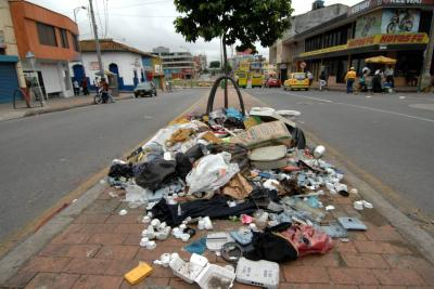 Política pública de reciclaje en Bucaramanga, un asunto pendiente