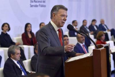 """""""No objetaré modificación a la JEP, pero la Corte puede declararla inconstitucional"""": Santos"""