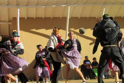Cultura Patiamarilla brillará por tres días
