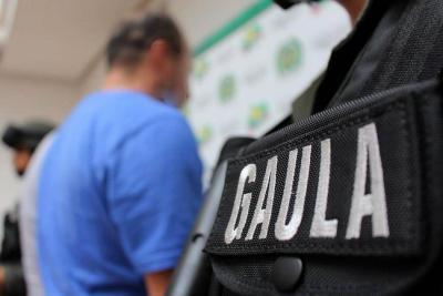 Gaula de la Policía captura a tres presuntos extorsionistas