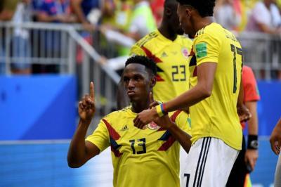 James y Mina, los contrastes de la Selección Colombia en Rusia