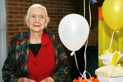 Festejarán el cumpleaños número 100 de campesina santandereana en Málaga