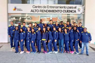 Atletas de Santander, por cupo a los Olímpicos de la Juventud