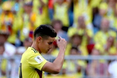 La Federación de Fútbol dio a conocer el parte oficial de la lesión de James