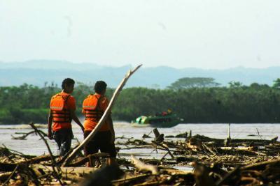 Dos niñas de 6 y 7 años cayeron al río Magdalena en Puerto Berrío