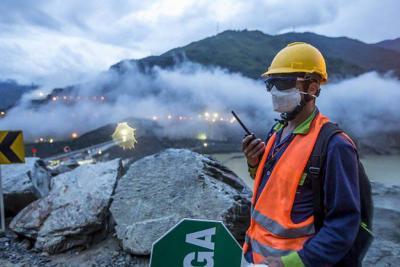Frenan obras en Hidroituango para evitar impactos no previstos