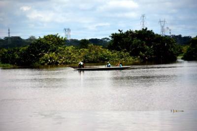 Dos menores fallecieron tras caer al río Magdalena