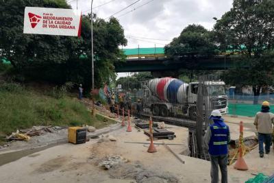 """Diseñan plan de contingencia por obras del Intercambiador de """"Papi Quiero Piña"""" en Floridablanca"""