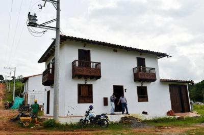 Urbanización La Primavera de Barichara ya está legalizada