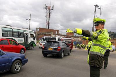 Reportan 20 muertos en accidentes de tránsito en lo que va del puente festivo