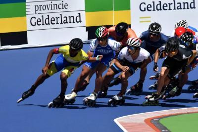Colombia comenzó con dos oros Mundial de Patinaje