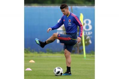 Colombia piensa en Inglaterra y esperará a James Rodríguez
