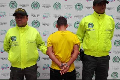 Policía capturó a presuntos delincuentes por hurto en Bucaramanga